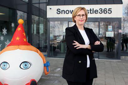 """Työministeri Haatainen: """"Stora Enson on nyt tuettava omiaan"""" – Ministeri peräsi Kemin vierailulla yhtiön johdolta vastuuta tehtaan väen hyvinvoinnin turvaamisesta"""