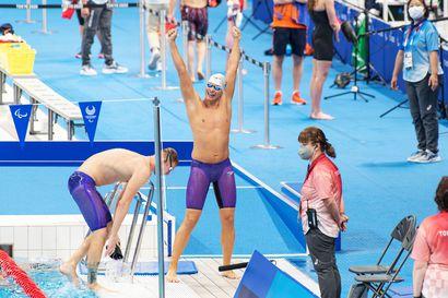 Täysin palvellut neljien paralympialaisten mies – Antti Latikalle ei jäänyt mitään hampaankoloon kansainvälisestä urasta, joka päättyi komeasti finaalipaikkaan Tokiossa
