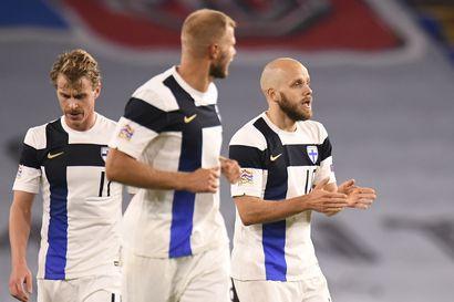 Teemu Pukin tuplaosuma ei riittänyt nyt voittoon - Stevanovic toi Bosnia-Hertsegovinan tasoihin MM-karsintapelin lopussa