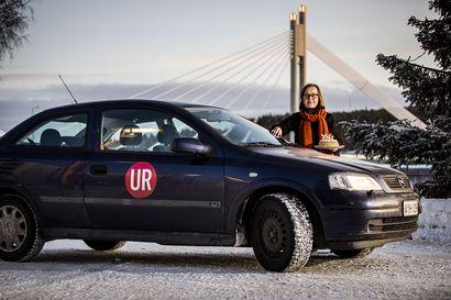 Markka-ajan menopeli nielee yhä kilometrejä – Uudella Rovaniemellä on ollut sama auto puolet historiastaan