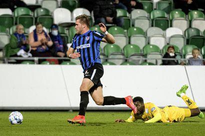 """AC Oulu sai ruman selkäsaunan Interiltä – """"Tämä oli tyrmäys"""""""