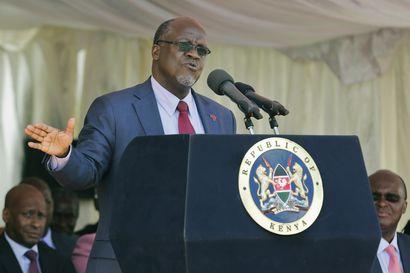 Koronavirusta vähätellyt Tansanian presidentti kuoli 61-vuotiaana – maalle ensimmäinen naispresidentti