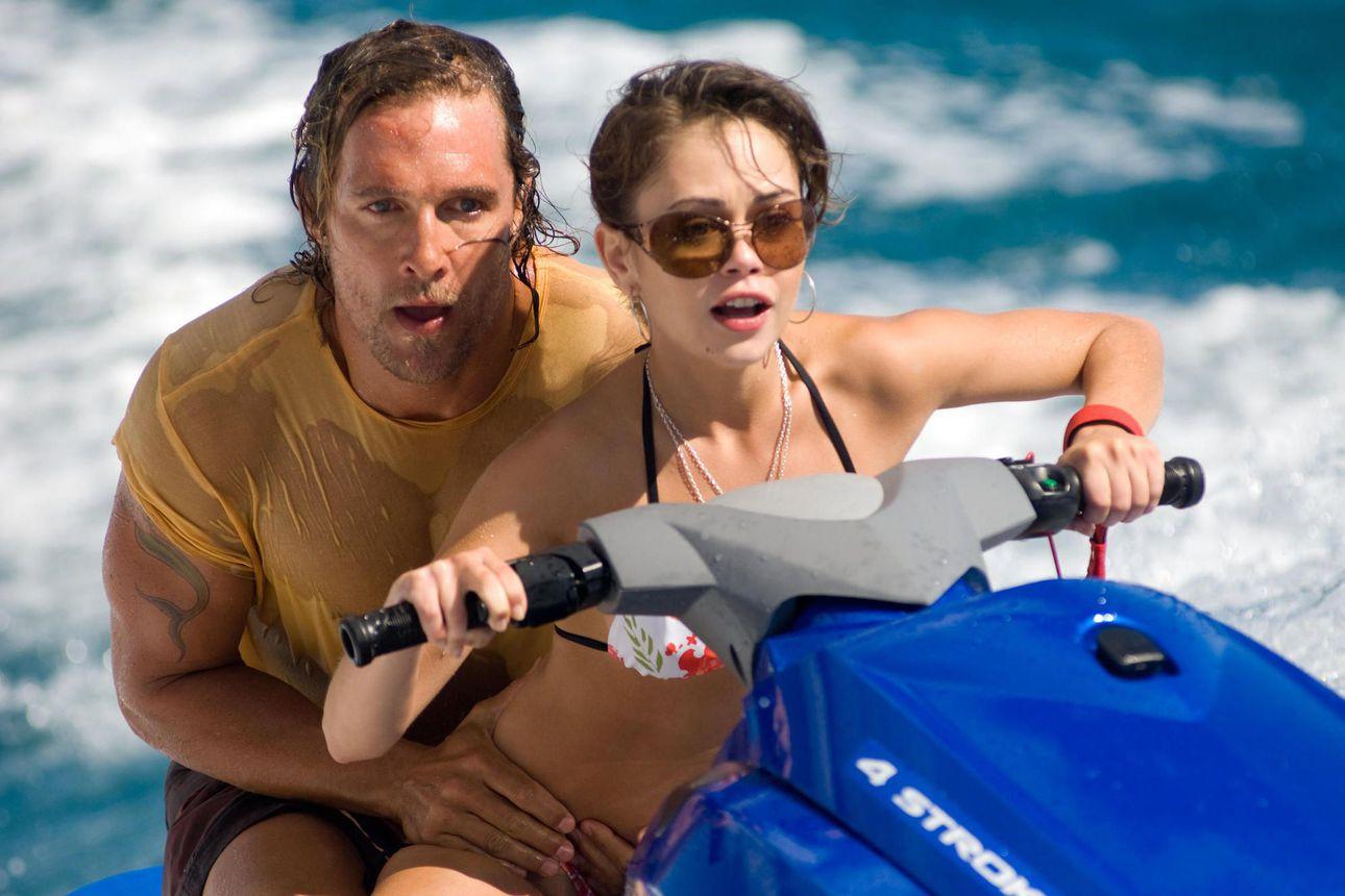 Päivän leffapoiminnat: Loman näköisessä toimintaelokuvassa ollaan aarrejahdissa paratiisisaarilla