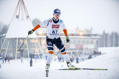 Visa Ski Team Kemin Emmi Lämsä maastohiihdon B-maajoukkueeseen