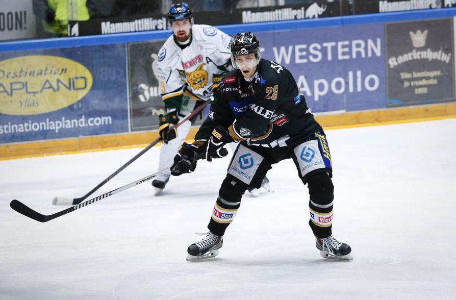 Mikko Niemelä nähdään seuraavan kerran tositoimissa vasta ensi kaudella.