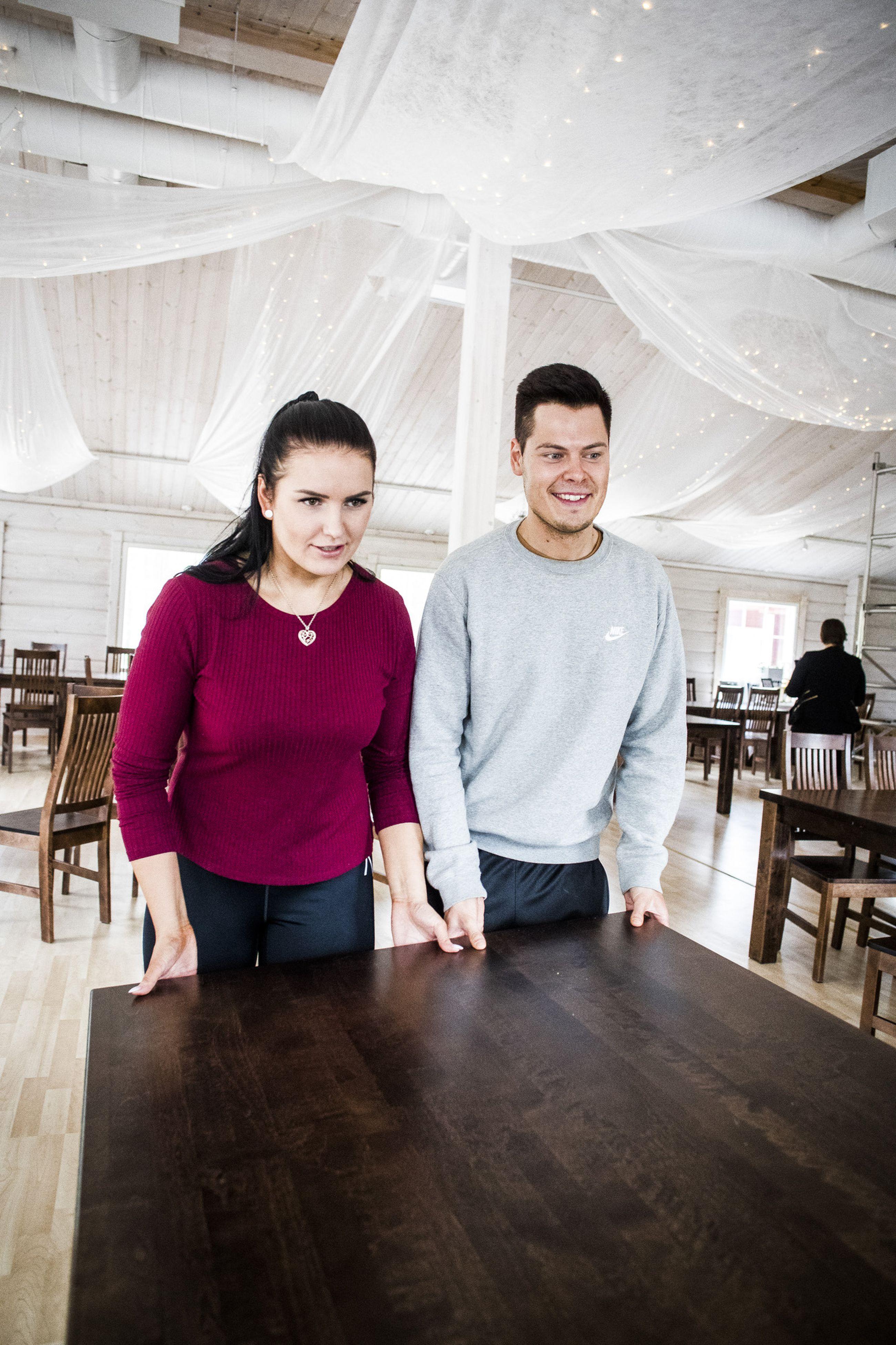 Hääpaikat Rovaniemi