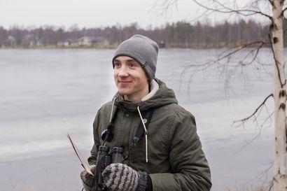 Halvoilla kiikareilla alkuun – BirdLife Suomi on valinnut posiolaisen Akseli Myllynevan vuoden 2020 nuoreksi lintuharrastajaksi