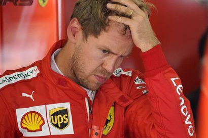 Vettel lähtee Ferrarilta kauden 2020 jälkeen – sopimusneuvottelut kariutuivat
