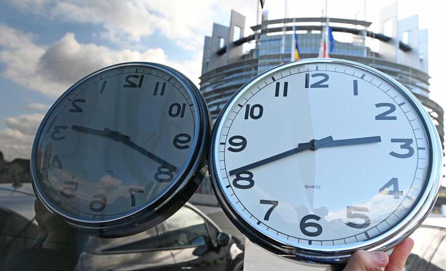 Suomi tekee parhaansa EU-puheenjohtajana heinäkuusta alkaen, että kellojen siirtely saataisiin unionissa loppumaan jo vuonna 2021.