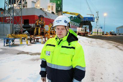 Kilpailutus Ajoksen sataman laajennustöistä alkaa – Kemin Satama laittaa pian uudelleen tarjouspyynnöt ruoppauksesta ja laiturin rakentamisesta julkisten hankintojen ilmoituskanavalle