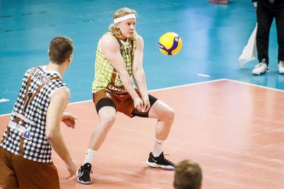 Akaa-Volley jätti Lakkapään nollille – Pudotuspelipaikka voi varmistua jo lauantaina