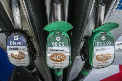 Lukijalta: Pari sanaa polttoaineverotuksesta