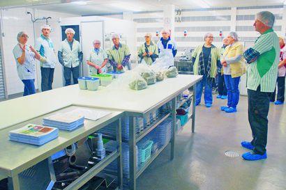 Kööki valmis, kynnys matala – tuotekehityskeittiön neljä tuotantotilaa palvelevat erilaisissa tarpeissa