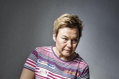 Hiihtoliitto korvasi hiihtäjien hieronnan fysioterapialla ja vei työt Kerttu Helyseltä