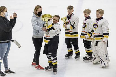 39. Rantalakeus-turnaus keräsi Kempeleeseen ja Oulunsaloon 32 juniorijoukkuetta – jääkiekkotapahtuma oli taas Pohjois-Suomen suurin F-junioreiden turnaus