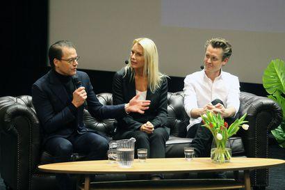 Victorian ja Danielin voi nähdä Ruotsin Pellossa – kruunuprinsessaparia ei ole suositeltavaa kätellä