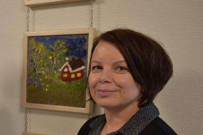Satu Kangas sai Suomen Sotaveteraaniliiton ansiomitalin
