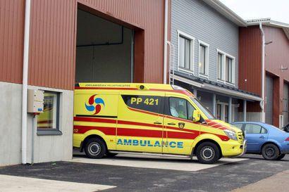 Ensihoito pelastuslaitoksilta sairaanhoitopiirille tammikuusta 2022 alkaen –Pulkkilan uuden ensihoitotilan rakentaminen alkamassa