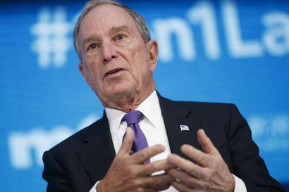 Miljardööri Michael Bloomberg saattaa liittyä demokraattien presidenttikisaan viime hetkellä – Päätös ei miellytä kaikkia