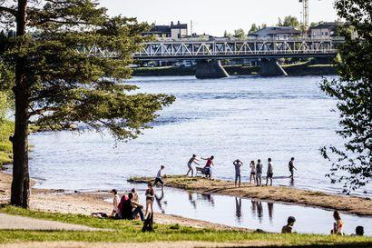 Kaupunginjohtaja esittää Rovaniemen Koskipuiston kaavan palauttamista valmisteluun