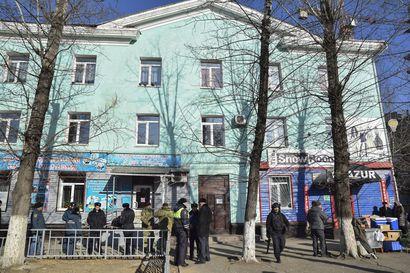 Koulusurma Venäjällä: Opiskelija ampui opiskelutoverinsa ja haavoitti kolmea
