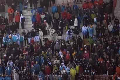 FIS vahvisti alppihiihdon ja freestylen kilpailukalenterin – Rukalle kumpareiden lisäksi myös hyppyjen maailmancupavaus
