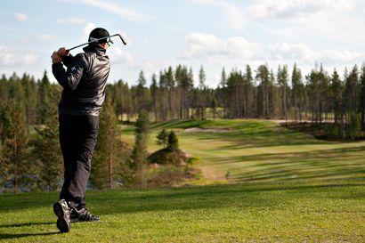 Golfpiste: Kuusamossa odotellaan uutta omistajaa, golfia aiotaan pelataan tulevanakin kesänä