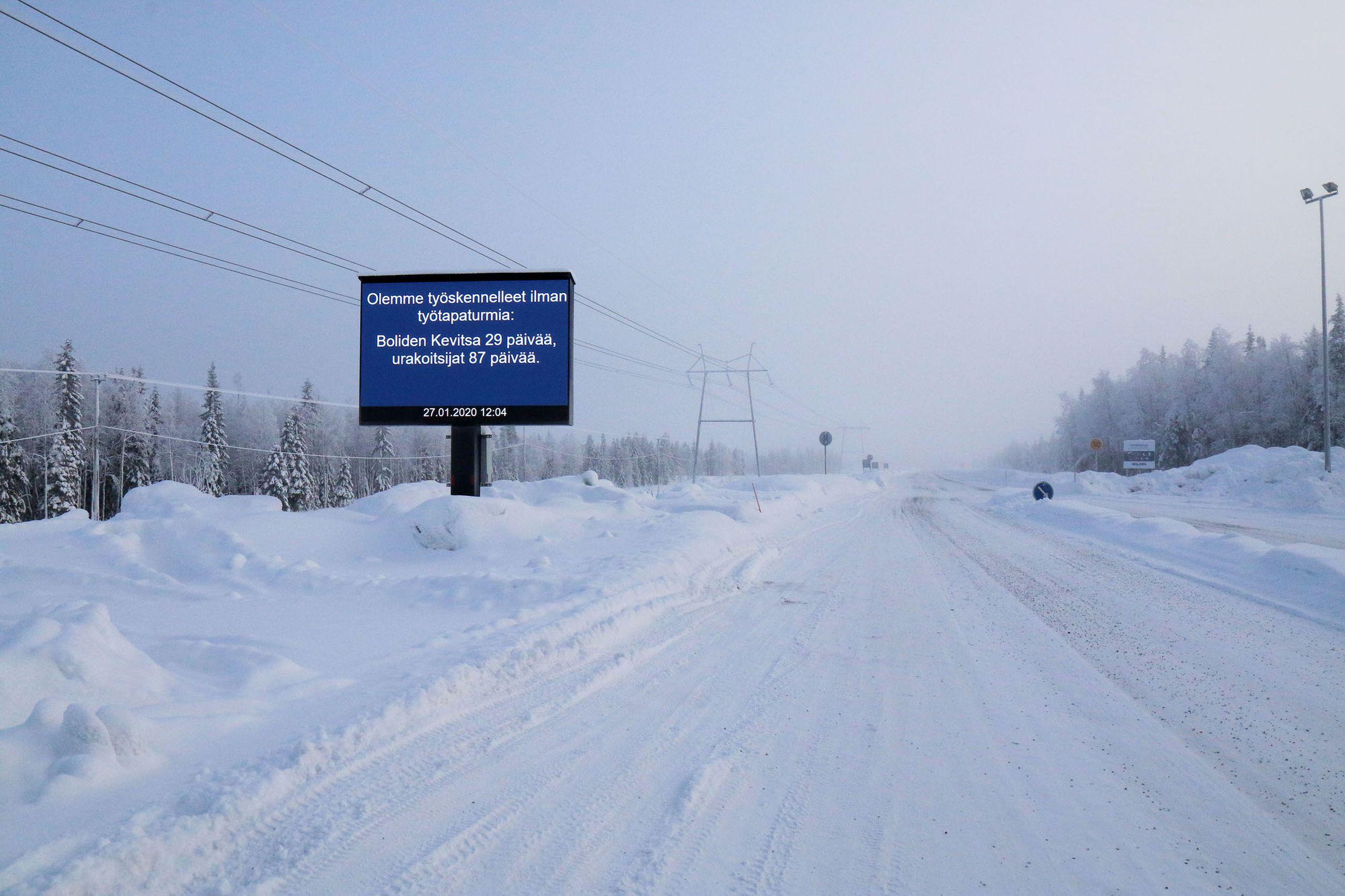 Sodankylä Kaivos