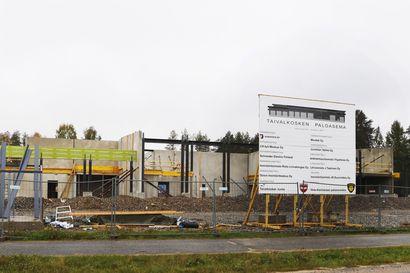 Palolaitosten varallaoloon tulossa muutoksia – Taivalkosken uusi paloasema valmistuu ensi kesänä