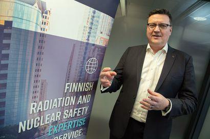 STUK International myy Säteilyturvakeskuksen osaamista Saudi-Arabiaan – Toimitusjohtaja: Politiikka ei kuulu meille, toimimme Suomen valtion linjan mukaisesti