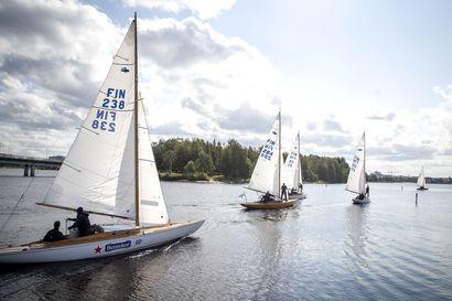 Hai-veneiden harrastajat ovat kuin yhtä suurta perhettä, mutta Oulun SM-kisoissa myös sijoituksella on väliä