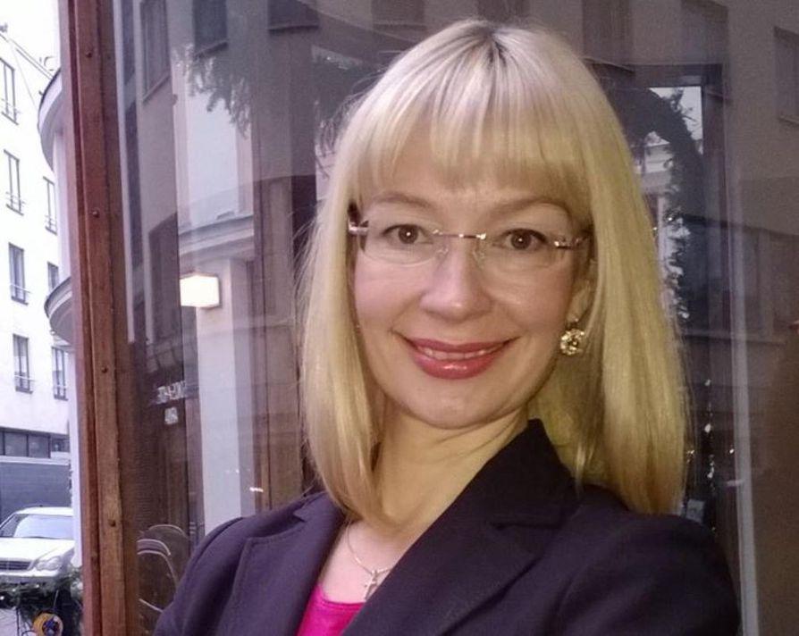 Kansanedustaja Tytti Tuppurainen (sd.)
