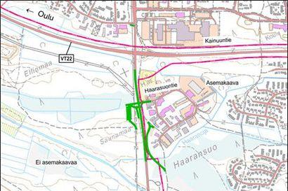 Oulussa ja Limingassa parannetaan tieliittymiä ja rakennetaan uusia liikennevaloja
