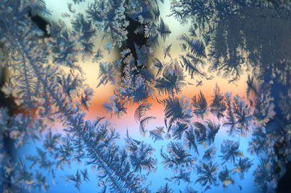 Sää jatkuu Oulun seudulla talvisena alkavalla viikolla – Viiden asteen pakkaset kylmenevät loppuviikolla jopa -25 asteeseen