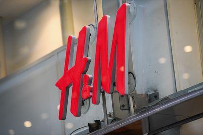 PAM: Vaateliike H&M osa-aikaistaa kaikki kokoaikaiset myyjänsä ja irtisanoo 50 ihmistä
