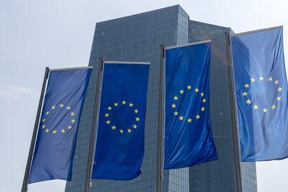 Kansainvälisen valuuttarahaston ennuste maailmantalouden sukeltamisesta aiempaa synkempi – talous voi supistua euroalueella jopa kymmenen prosenttia