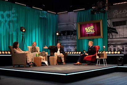 Ruotsinkielisillä on lystimpää – stereotypia näyttäisi käyvän toteen maanantai-illan keskusteluohjelmassa