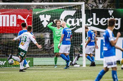 """""""Nolla"""" – RoPS romahti tappioon vain 15 sekuntia ennen loppua, IFK:n Grönlundista tuli supervaihtomies"""