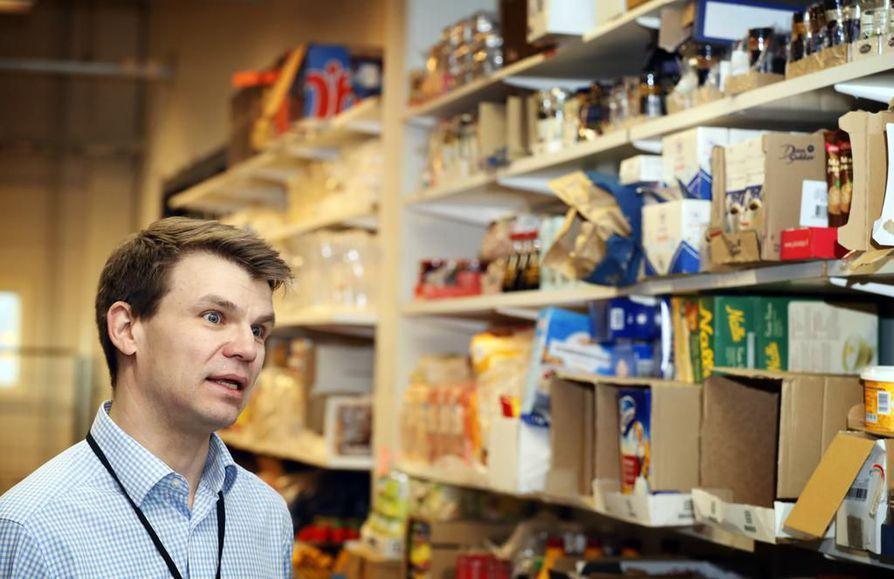 Ekamarket.comin toimitusjohtajan Ville Kuusiston mukaan ruokaverkkokauppa ottaa koronaviruksen vakavasti.