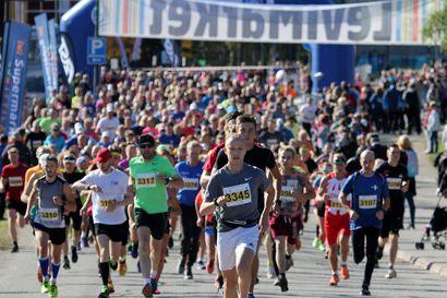 Ruskamaraton toteutetaan poikkeuksellisesti maastotapahtumana