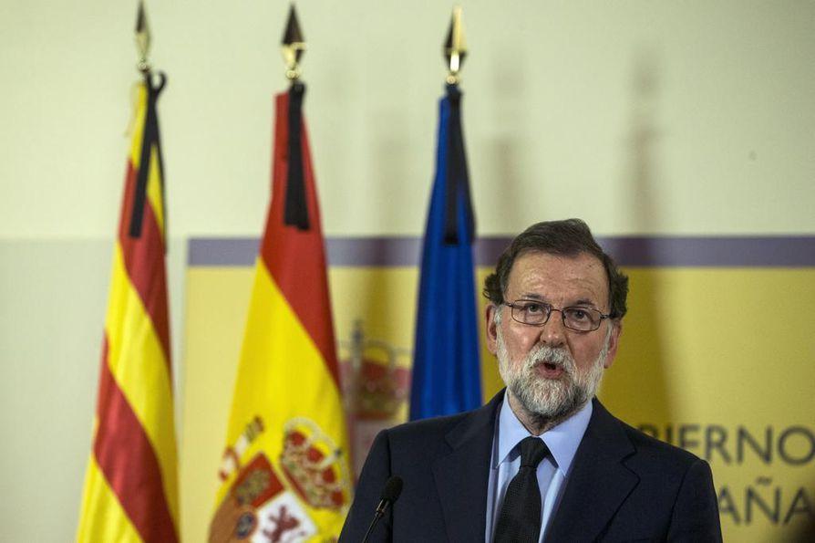 Espanjan pääministerin Mariano Rajoyn mukaan terrorismin vastainen kamppailu on vapaiden ja avointen yhteiskuntien ykkösprioriteetteja.