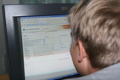 Työttömien määrä on edelleen korkea Pyhäjokialueen kunnissa