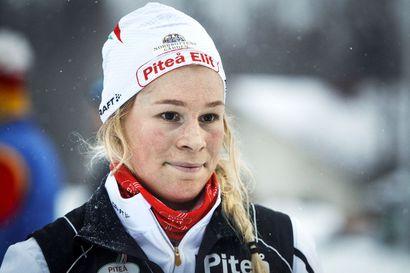 Maailmancup-voittaja Jennie Öberg päättää uransa – koronatartunta piinasi viimeisenä kilpakeväänä