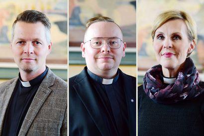 Lähemmäs seurakuntalaisia – UR haastatteli Rovaniemen kirkkoherranvaalin ehdokkaat