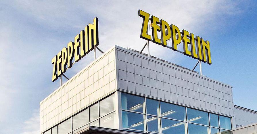 Zeppelin, zeppeliini