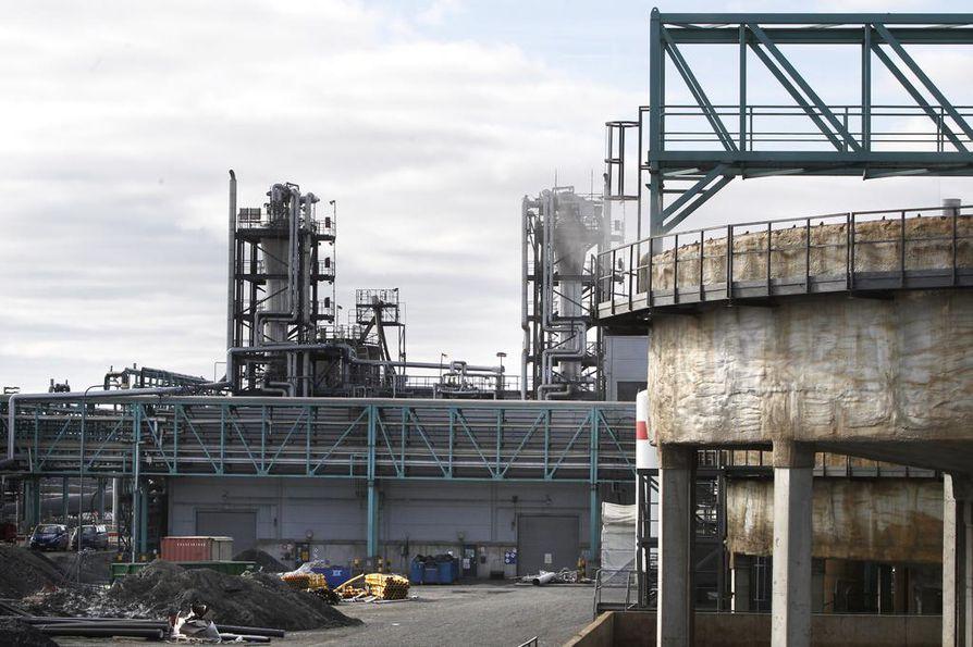 Terrafamen kaivos Sotkamossa tuottaa nikkeliä ja kobolttia. Varsinkin koboltista voi tulla pulaa maailmanlaajuisesti, kun sähköautoilu yleistyy.
