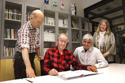 Sota-ajan muistoja kerätään talteen Taivalkoskella – tavoitteena on perustaa sota-ajan perinnehuone
