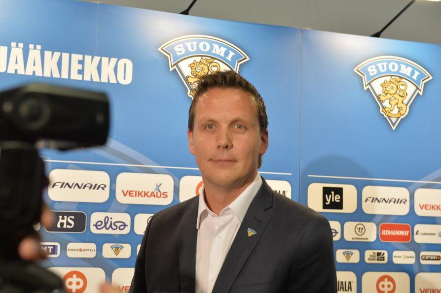Lauri Marjamäen mielestä Ranska on nouseva jääkiekkomaa, joten tunnelmaa syntyy varmasti MM-kisoissa.