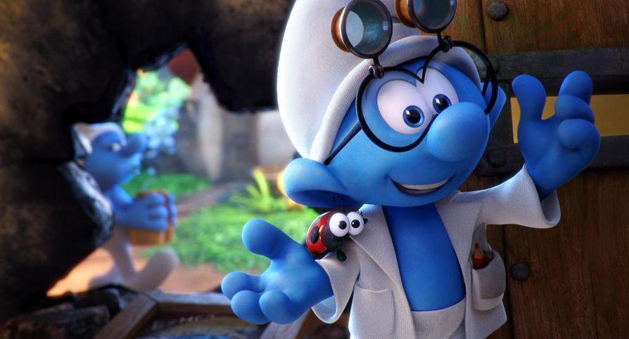 Kolmas uuden polven Smurffi-seikkailu Smurffit: kadonnut kylä on kokonaan animoitu. Elokuva on yhtenäisempi kuin ihmisnäyttelijöiden kera tehdyt filmatisoinnit.