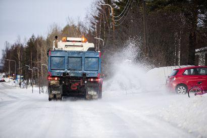 Muhkuraista ja uralla, mutta toisaalta sileällä asfaltilla –Lapin tiet ovat olleet yhtä vaihtelevassa kunnossa kuin talven sääkin